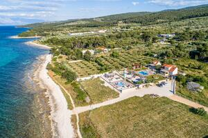 Seaside luxury villa with a swimming pool Supetar (Brač) - 12371
