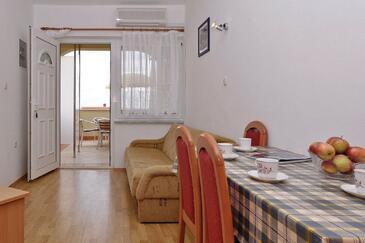 Mandre, Ebédlő szállásegység típusa apartment, WiFi .