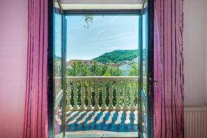 Family friendly seaside apartments Zaton, Krka - 12416