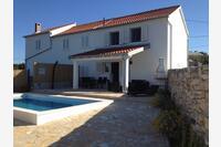 Дом для семьи с бассейном Veli Rat (Dugi otok) - 12436