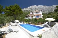Family friendly apartments with a swimming pool Baška Voda (Makarska) - 12442