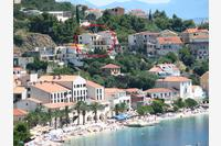 Apartments by the sea Podgora (Makarska) - 12465