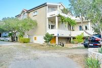 Apartmány u moře Vrsi - Mulo (Zadar) - 12519