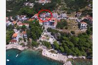 Апартаменты у моря Pisak (Omiš) - 12545