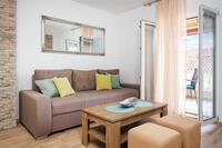 Apartmány s parkovištěm Vodice - 12552