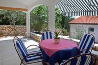 Apartments by the sea Mandre (Pag) - 12567