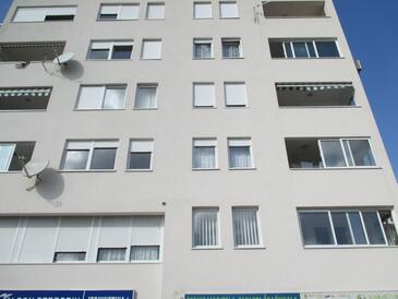 Split, Split, Szálláshely 12575 - Apartmanok homokos stranddal.