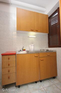 Stari Grad, Kuchyně v ubytování typu studio-apartment, WiFi.