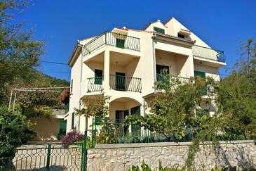 Poljica, Trogir, Property 12615 - Vacation Rentals near sea with pebble beach.