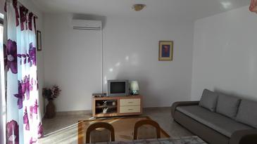 Vinišće, Гостиная в размещении типа apartment, доступный кондиционер и WiFi.