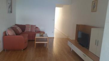 Ivan Dolac, Living room in the apartment, (pet friendly) and WiFi.