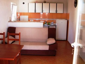 Tvrdni Dolac, Camera de zi în unitate de cazare tip apartment, WiFi.