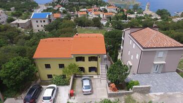 Sveti Juraj, Senj, Objekt 12659 - Ubytovanie s kamienkovou plážou.