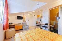 Apartmány s parkovištěm Vodice - 12667