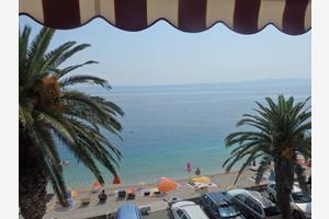 Apartments by the sea Podgora, Makarska - 12669