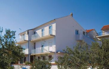 Vodice, Vodice, Property 12675 - Apartments with pebble beach.