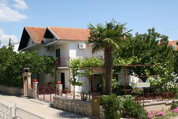 Vodice, Vodice, Property 12721 - Apartments with pebble beach.