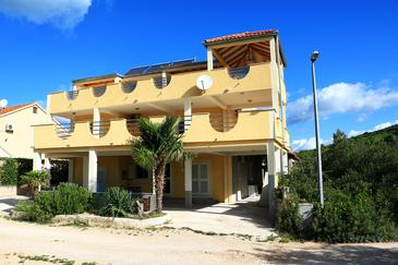 Jezera, Murter, Property 12755 - Apartments with pebble beach.