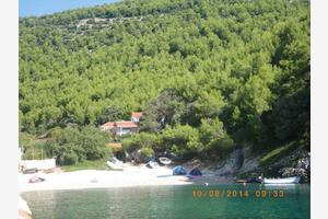 Secluded fisherman's cottage Cove Bratinja Luka, Korčula - 12764