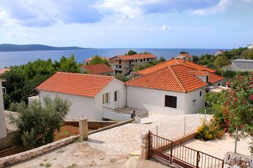 Zavala, Hvar, Imobil 128 - Apartamente și camere cu plajă cu pietriș.