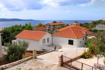 Zavala, Hvar, Property 128 - Apartments and Rooms with pebble beach.