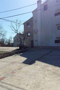 Stivan, Cres, Property 12804 - Apartments with pebble beach.