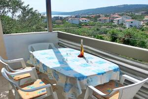 Appartements avec parking Slatine, Ciovo - 12811
