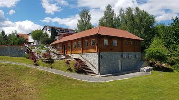 Grabovac, Plitvice, Объект 12835 - Комнаты в Хорватии.