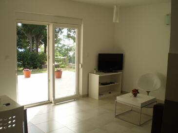 Banjol, Nappali szállásegység típusa apartment, WiFi .