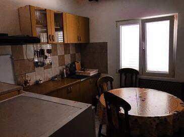 Duboka, Kuchyně v ubytování typu apartment, WIFI.