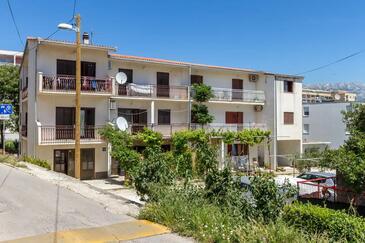 Split, Split, Objekt 12846 - Ubytování s oblázkovou pláží.