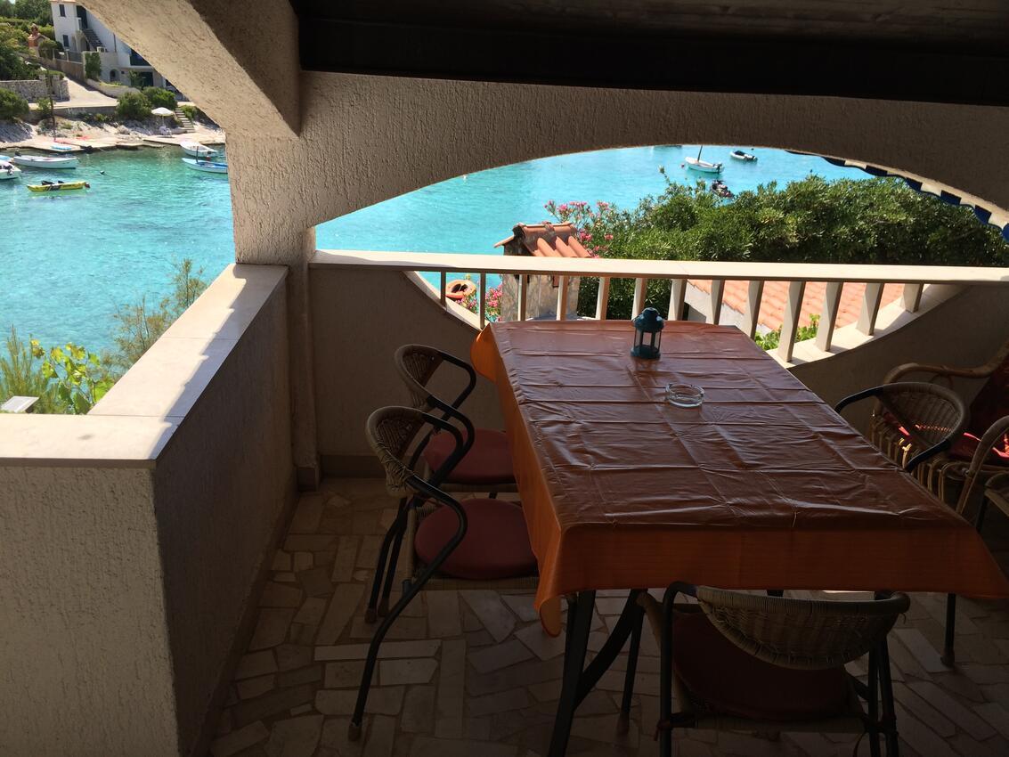 Ferienwohnung im Ort Kanica (Rogoznica), Kapazität 4+1 (2433173), Kanica, , Dalmatien, Kroatien, Bild 1