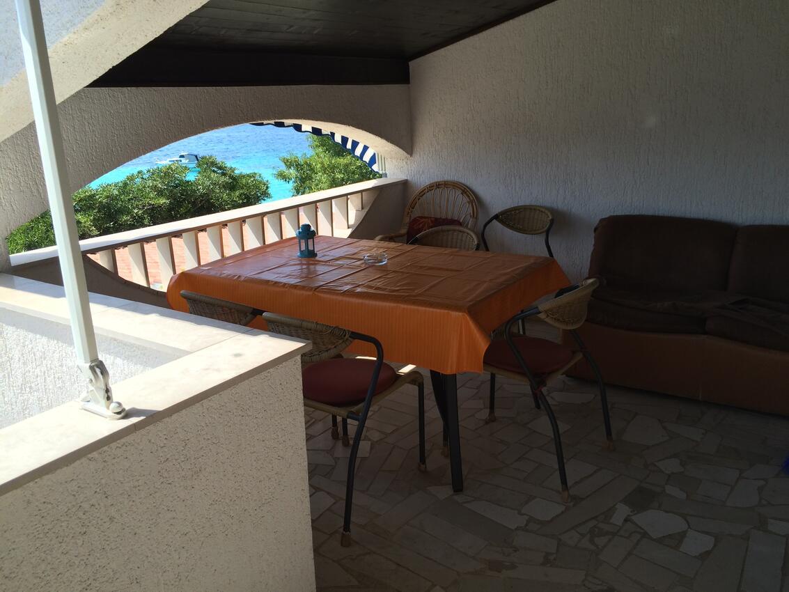 Ferienwohnung im Ort Kanica (Rogoznica), Kapazität 4+1 (2433173), Kanica, , Dalmatien, Kroatien, Bild 6