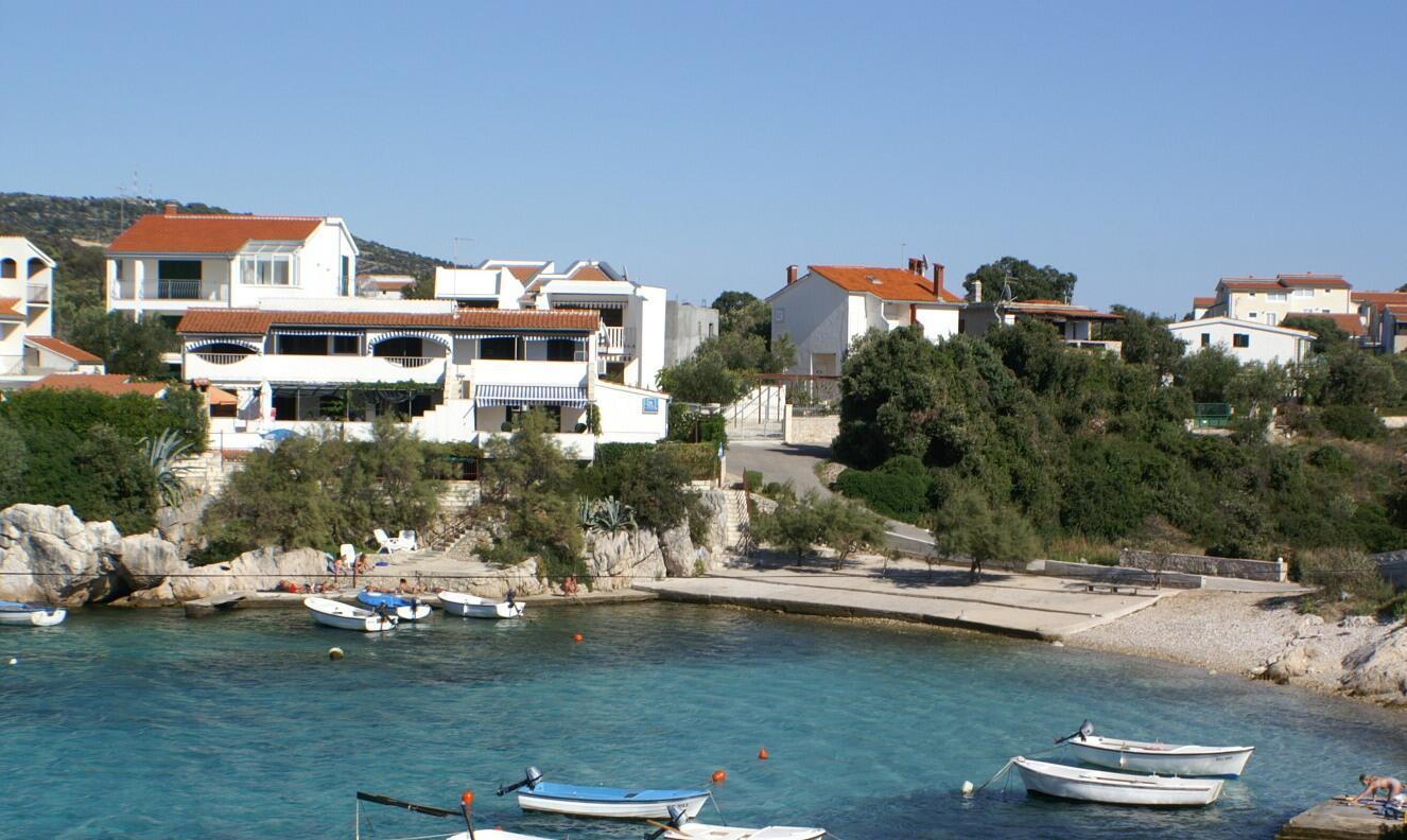 Ferienwohnung im Ort Kanica (Rogoznica), Kapazität 4+1 (2433173), Kanica, , Dalmatien, Kroatien, Bild 8