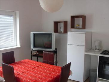 Nin, Ebédlő szállásegység típusa apartment, WIFI.