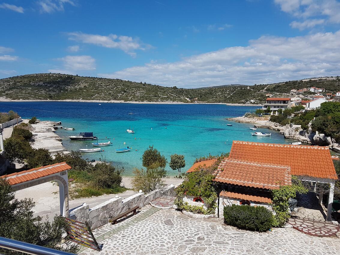 Ferienwohnung im Ort Kanica (Rogoznica), Kapazität 4+1 (2204329), Kanica, , Dalmatien, Kroatien, Bild 20