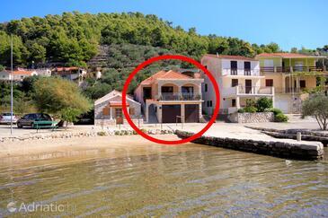 Gršćica, Korčula, Objekt 129 - Ubytování v blízkosti moře.