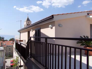 Baška Voda, Makarska, Objekt 12914 - Ubytování v blízkosti moře s oblázkovou pláží.