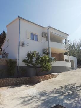 Starigrad, Paklenica, Property 12939 - Apartments with pebble beach.