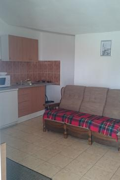 Vir, Living room in the apartment, dostupna klima i WIFI.
