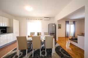 Apartmány s parkovištěm Privlaka (Zadar) - 12957