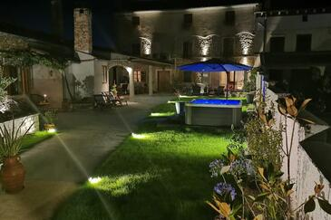 Loborika, Pula, Property 12983 - Apartments and Rooms with pebble beach.
