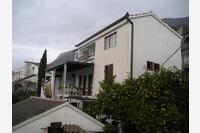 Apartmány u moře Brist (Makarska) - 12991