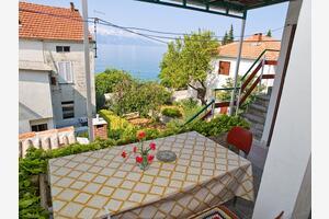 Apartmanok a tenger mellett Brist (Makarska) - 12991