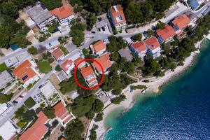 Apartments by the sea Brela (Makarska) - 13052