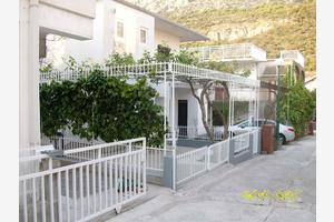 Apartments by the sea Podaca, Makarska - 13069