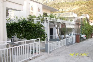 Podaca, Makarska, Property 13069 - Apartments by the sea.