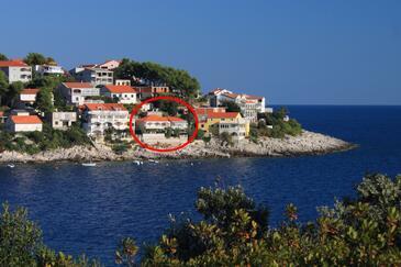 Zavalatica, Korčula, Objekt 13091 - Ubytovanie blízko mora.