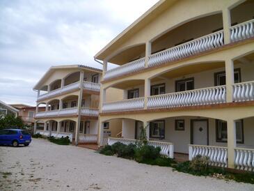 Vir, Vir, Property 13104 - Apartments near sea with sandy beach.