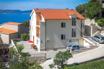 Brela, Makarska, Объект 13118 - Апартаменты и комнаты вблизи моря с галечным пляжем.